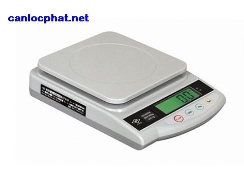 Hình cân điện tử 1kg gs