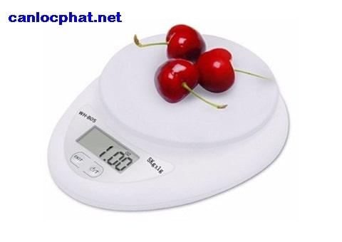 Hình cân điện tử 1kg wh-05b