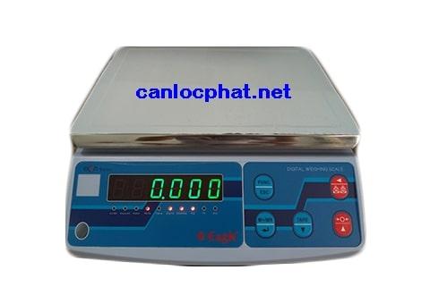 Hình cân điện tử 2kg econ