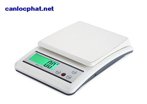 Hình cân điện tử 3kg WH-B20