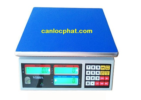 Hình cân điện tử 15kg alc