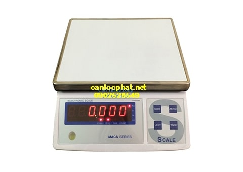 Hình cân điện tử 20kg acs
