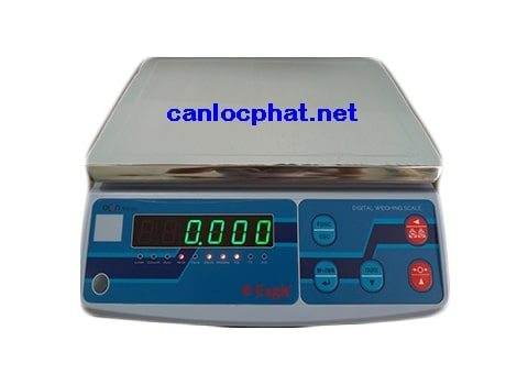 Hình Cân điện tử 3kg econ