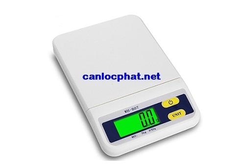 Hình cân điện tử 3kg wh-b07