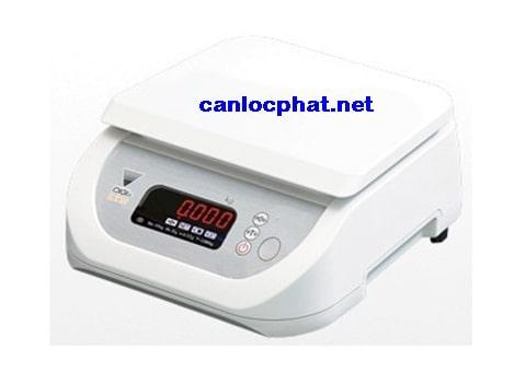 Hình cân điện tử 5kg ds-673