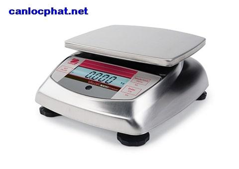 Hình cân điện tử 5kg valor