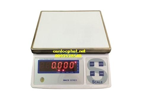 Hình cân điện tử 6kg acs