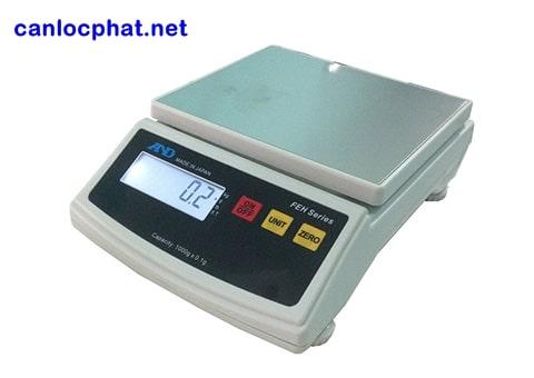 Hình cân điện tử 6kg feh