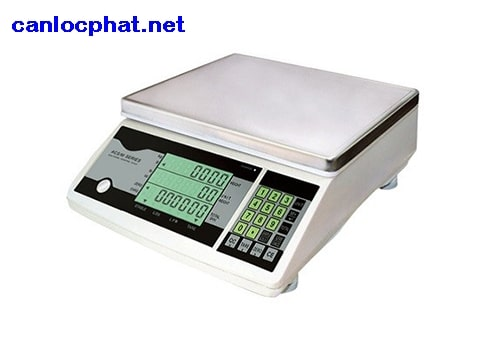 Hình cân điện tử 6kg jcs