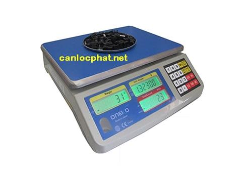 Hình cân điện tử 15kg oneko