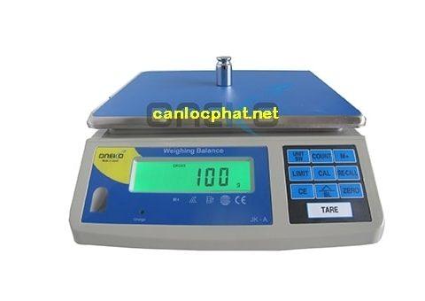 Hình cân điện tử 1kg oneko
