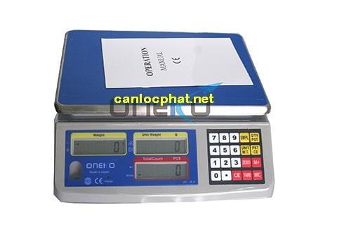 Hình cân điện tử 2kg oneko