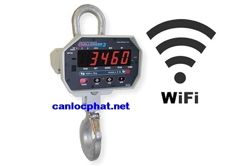 Hình cân treo điện tử 15tấn wifi