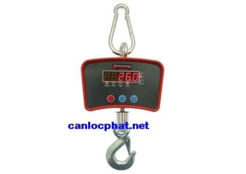 Hình Cân treo điện tử 300kg ocs