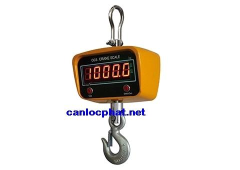 Hình Cân treo điện tử 500kg crane