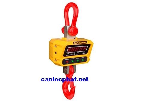 Hình cân treo điện tử 5tấn jc2