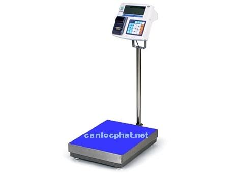 Hình cân điện tử in hóa đơn 50kg