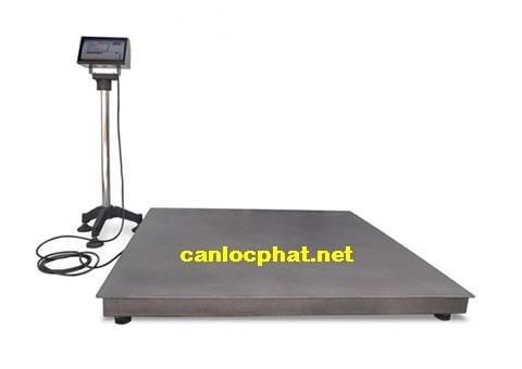 Hình cân sàn kết nối máy tính