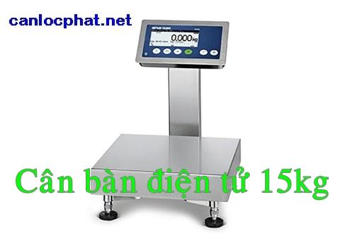 Cân bàn điện tử 15kg