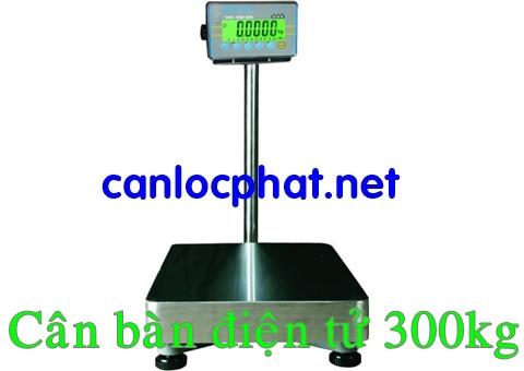 Cân bàn điện tử 300kg