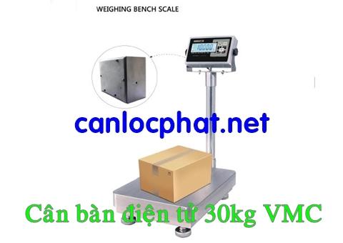 Cân bàn điện tử 30kg VMC