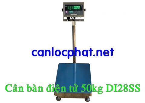Cân bàn điện tử 50kg di28ss