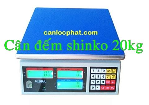 Cân đếm shinko 20kg