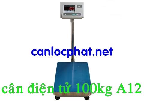 Cân điện tử 100kg A12