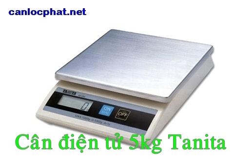 Cân điện tử Tanita 5kg