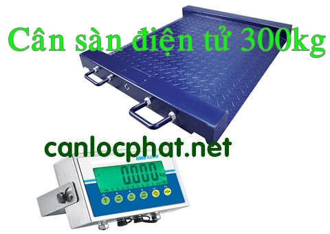 Cân sàn điện tử 300kg