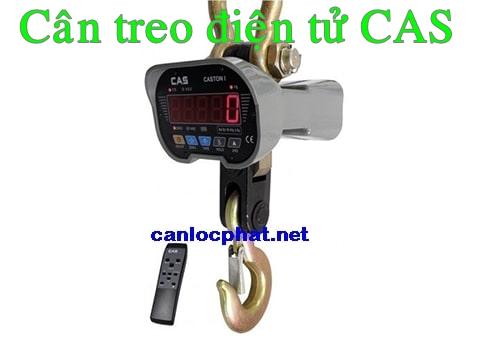 Cân treo điện tử CAS