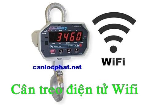 Cân treo điện tử wifi