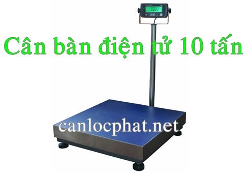 Cân bàn điện tử 10 tấn