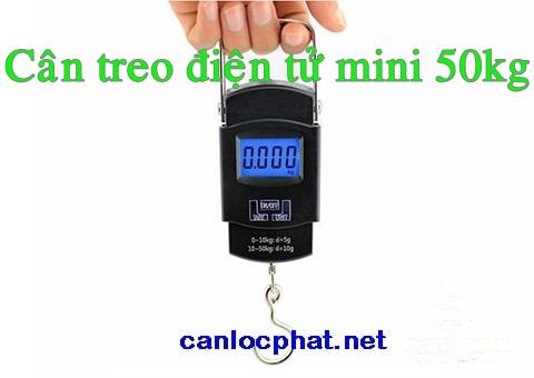 Cân treo điện tử mini 50kg