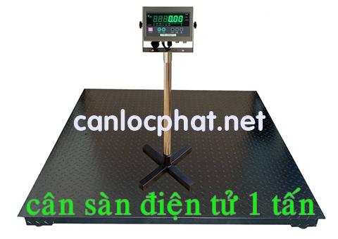 Hình cân bàn điện tử 1 tấn