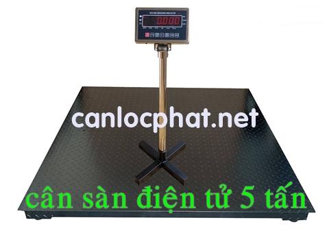 Hình cân bàn điện tử 5 tấn