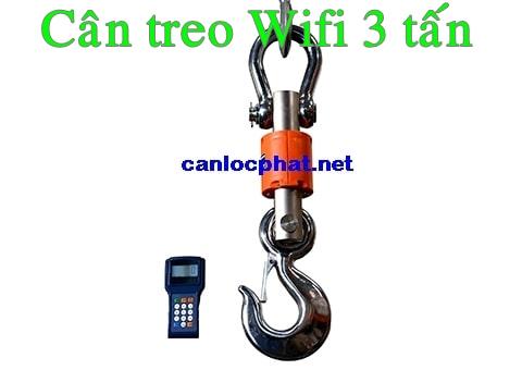 Cân treo wifi 3 tấn