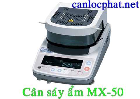 Cân sáy ẩm MX-50